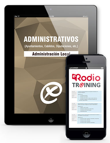 Administrativos oposiciones Test Ayuntamientos