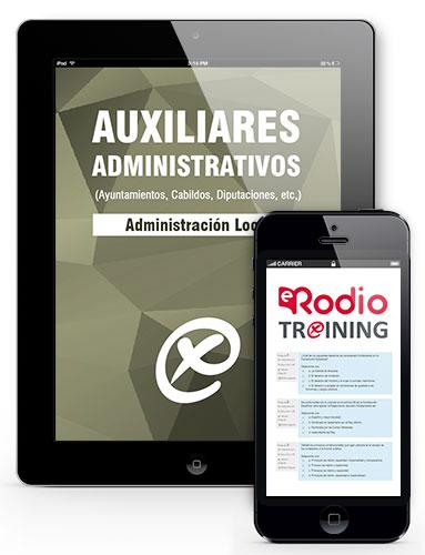 test online auxiliar administrativo ayuntamientos