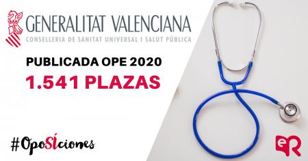 Conselleria Sanitat Valenciana oposiciones