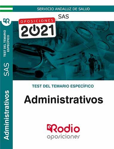 test oposiciones administrativos del SAS Rodio
