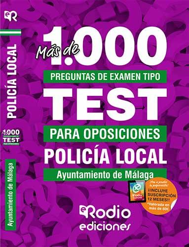 test oposiciones policia local malaga rodio