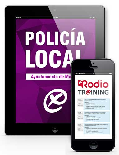 training test oposiciones policia local malaga rodio