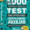 Test Auxiliares Estado oposiciones Rodio