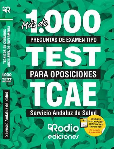 Auxiliar de Enfermería del SAS Test