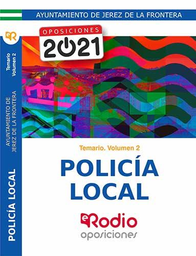 temario oposiciones policia local jerez de la frontera rodio